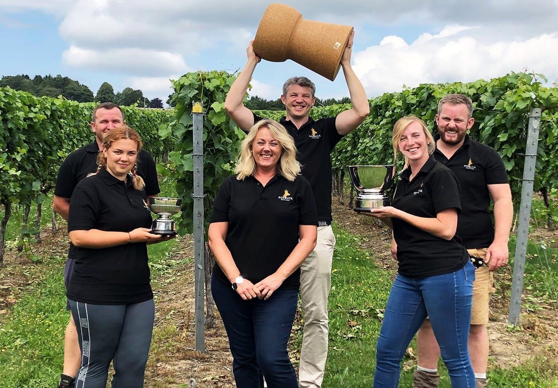 Roebuck Estates award-winning team 2019